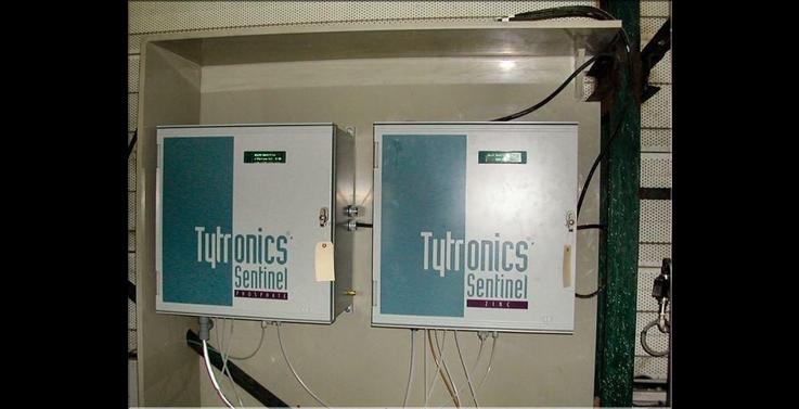 analyseur en ligne Tytronics 11