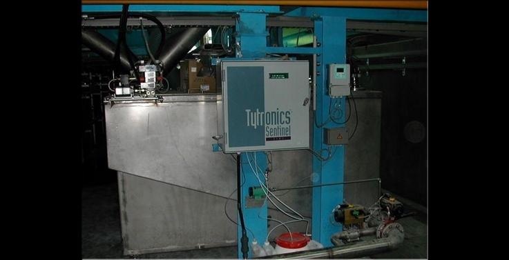 analyseur en ligne Tytronics 12