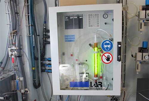 Analyseur de COT par UV-persulfate