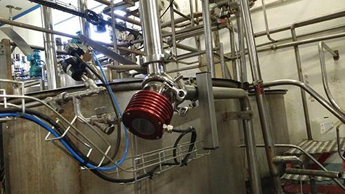 Réfractomètre PR-23-AC pour industrie agroalimentaire