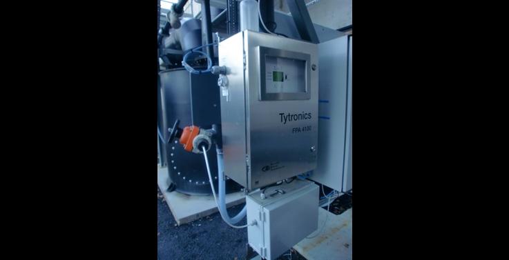 analyseur en ligne Tytronics 16