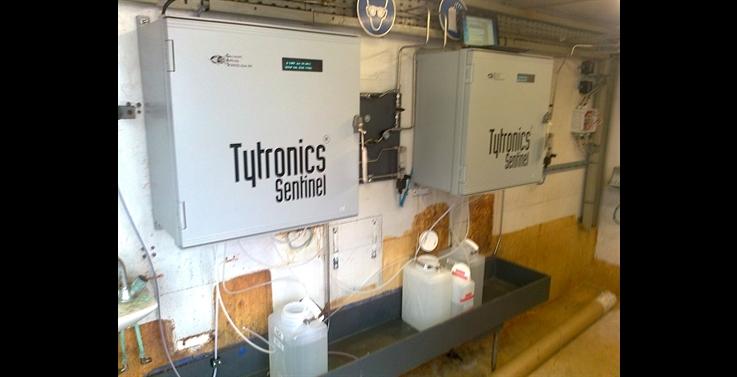 analyseur en ligne Tytronics 20