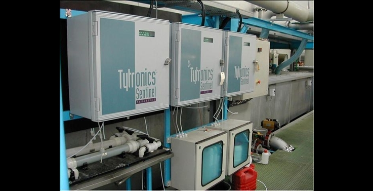 analyseur en ligne Tytronics